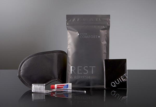 Delta Comfort Complimentary Kit
