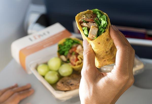 Delta Comfort Premium Snacks