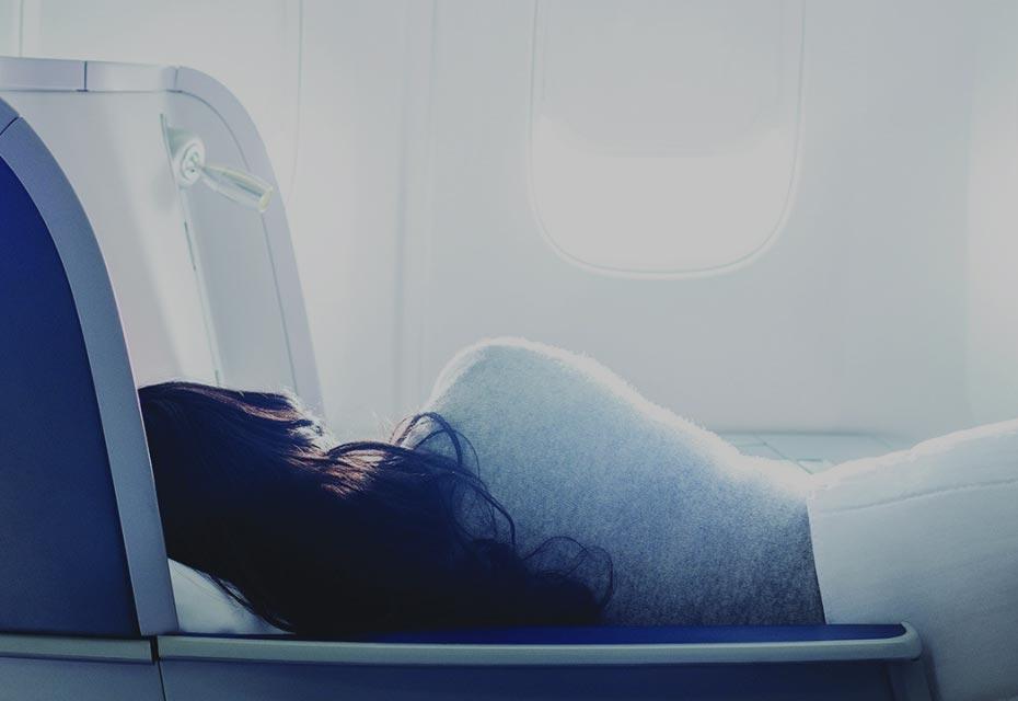 Delta Flat-bed Seats